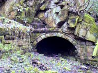 Waterloo Wheelpit Tunnel
